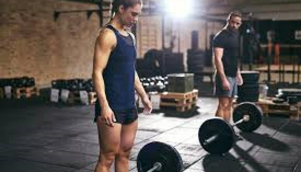 Men&Women Weightlifting